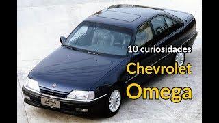 Omega: 10 curiosidades de um grande Chevrolet   Carros do Passado   Best Cars