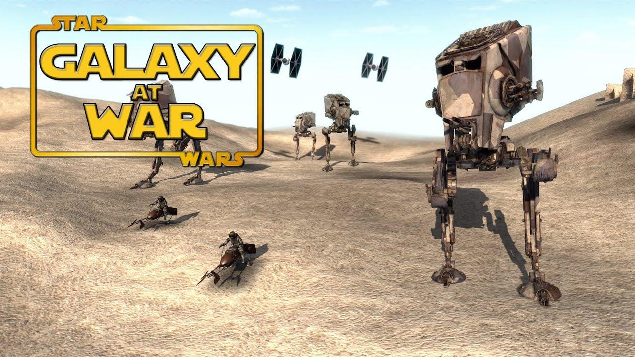 Galaxy At War Mod RELEASE - Men Of War: Assault Squad 2 ...