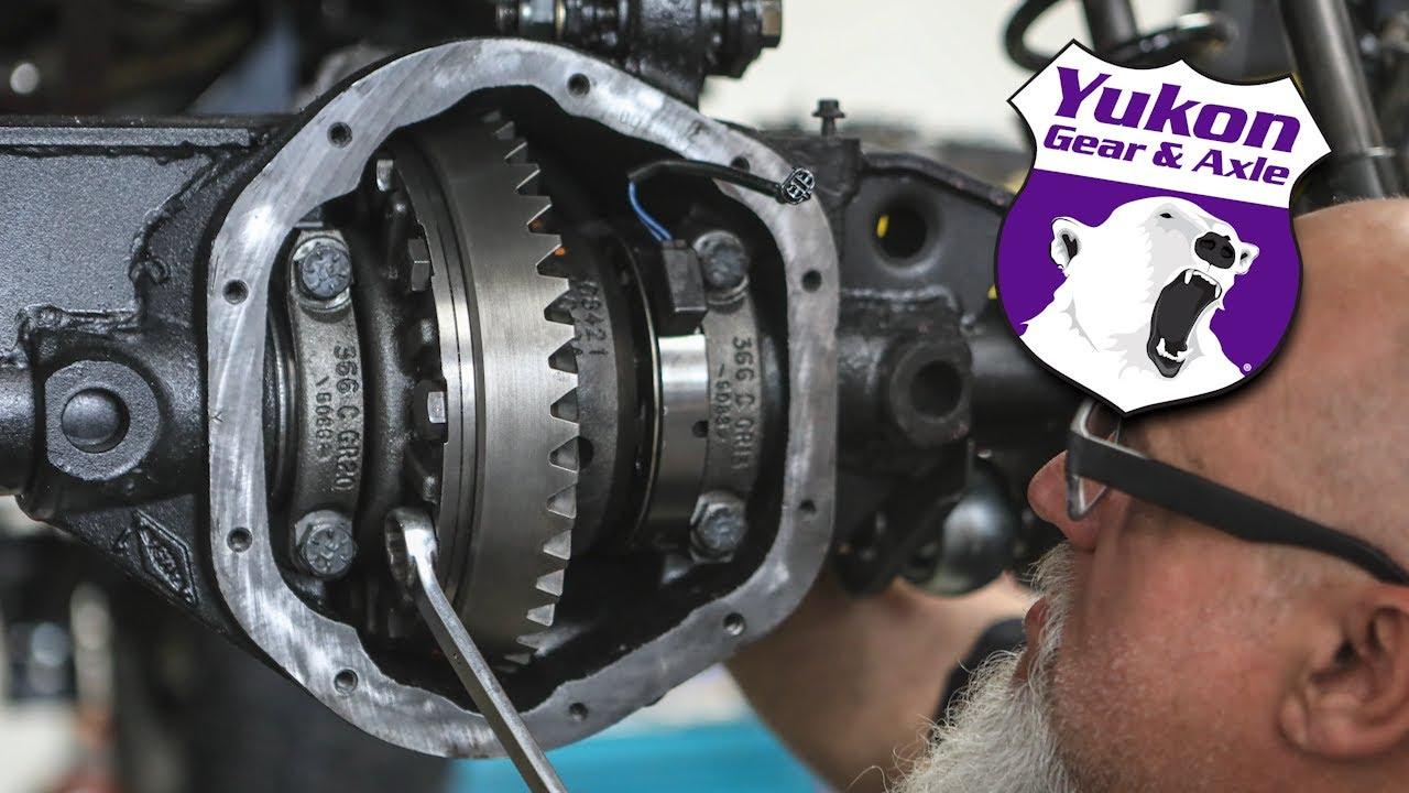 Yukon Gear & Axle - Typical Gear Install