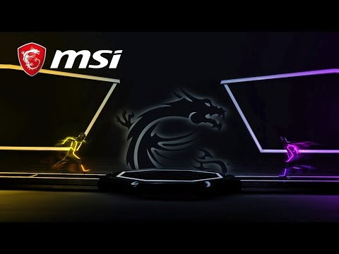 LIGHT'EM UP! GE Raider RGB Edition | MSI
