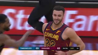 Minnesota Timberwolves vs Cleveland Cavaliers : November 26, 2018