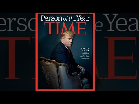Donald Trump Named TIME Magazine