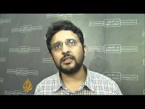 Al Jazeera talks to Muslim Brotherhood spokesman