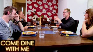 Toby Jumped Off A Mountain With A Parachute | Come Dine With Me
