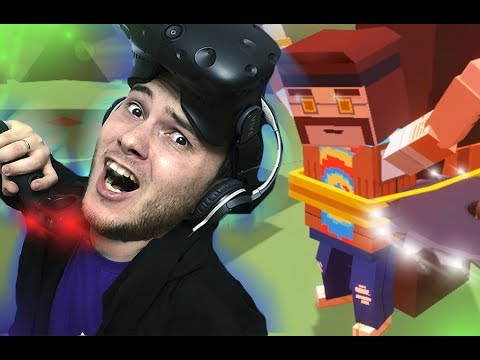 МАНЬЯК ЛЕСОРУБ! | Just In Time Incorporated VR (ВР ИГРЫ HTC Vive)