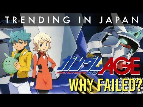 Why Gundam Age Failed