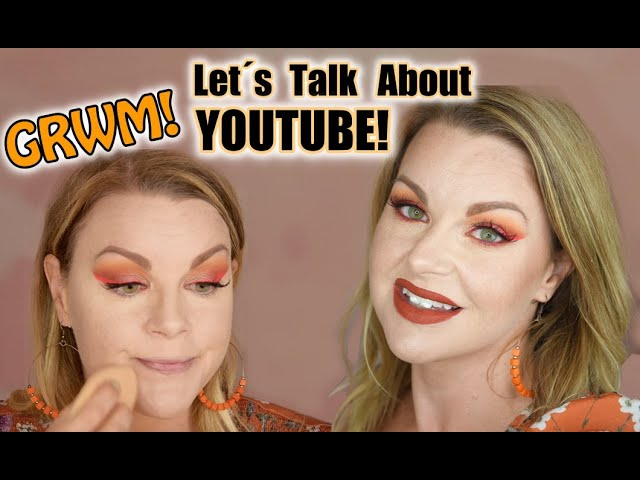 Grwm Let S Talk About Youtube Youtube This is a get ready with me where i give y'all advice based on the questions y'all sent me on instagram. youtube