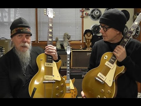 Doug and Pat Show on the original Les Paul Standards 1952-1963