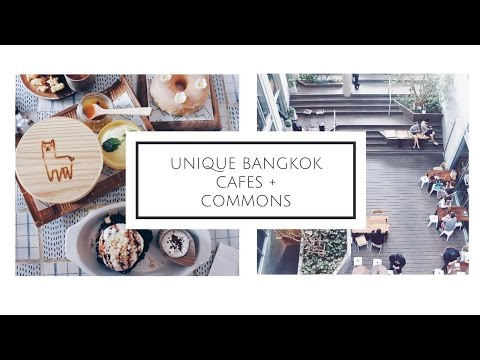 What & Where | Bangkok: Interesting Alpaca Cafe & The Commons