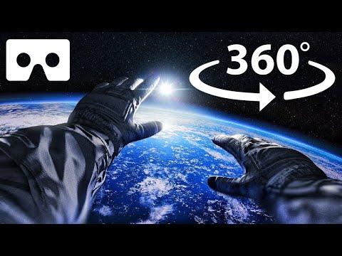 360° VR Spacewalk Experience   BBC HOME