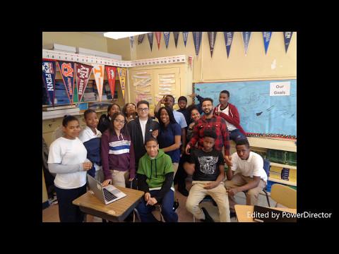 Winfield Scott School 2 Class of 2017