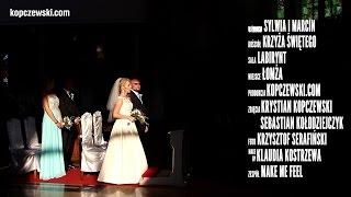 Sylwia i Marcin - teledysk ślubny