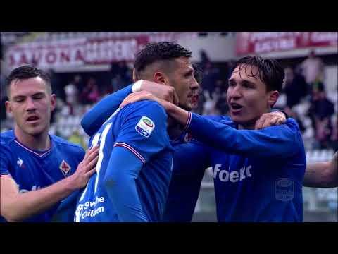Il gol di Thereau - Torino - Fiorentina 1-2 - Giornata 29 - Serie A TIM 2017/18