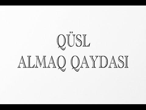 Qusl Almaq Qaydasi Youtube