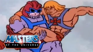 He Man Official | The Betrayal of Stratos | He Man Full Episodes | Cartoons for Kids | RETRO CARTOON