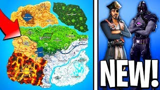 Fortnite Saison 8 - Saison 8 Fortnite Trailer LEAKS! Saison 8 Battle Pass - Saison 8 Carte (Saison 8)
