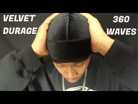 360 WAVES: VELVET DURAG REVIEW FOR WAVERS