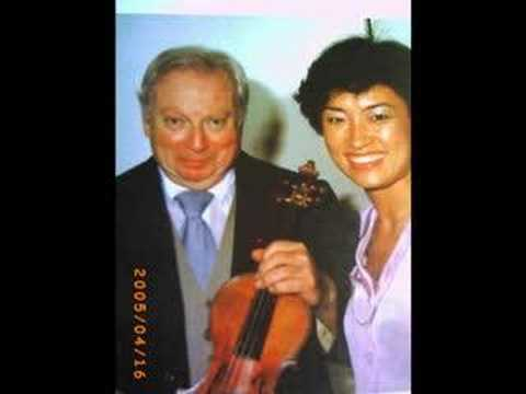 (live) kyung wha chung Tchaikovsky violin concerto 3rd audio