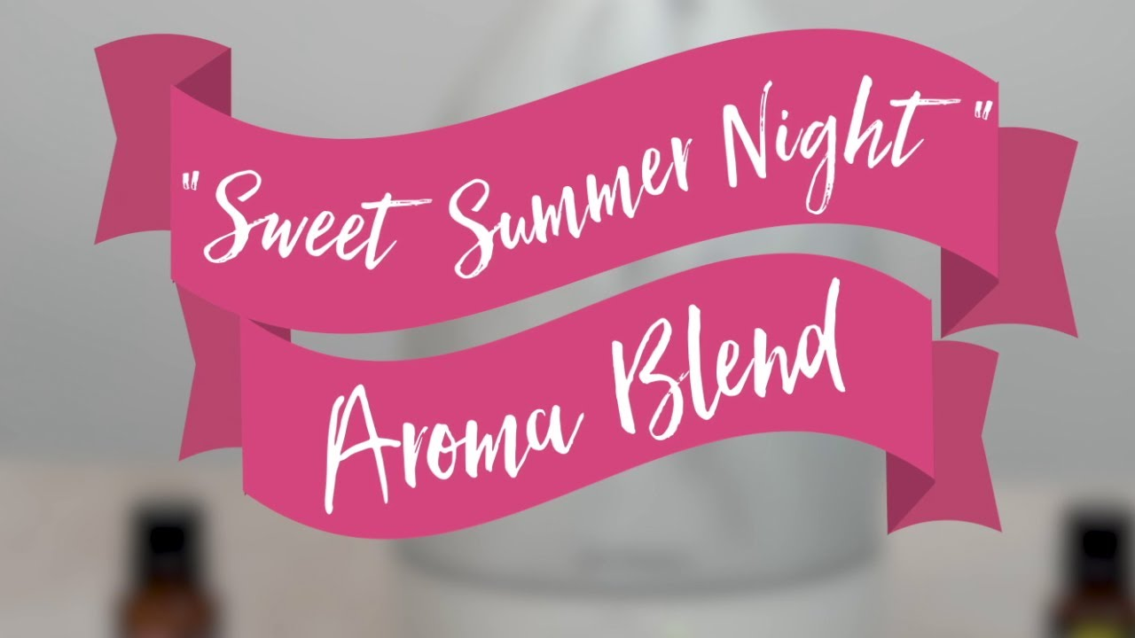 "doTERRA ""Sweet Summer Night"" Aroma Blend"