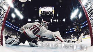 NHL 2019 2020 Goalies Pump Up Legend