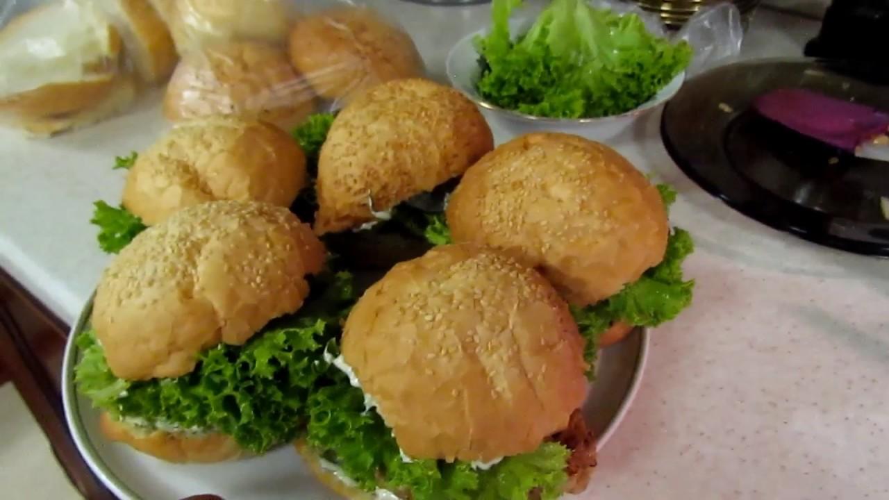 27 июля - день гамбургера рекомендации