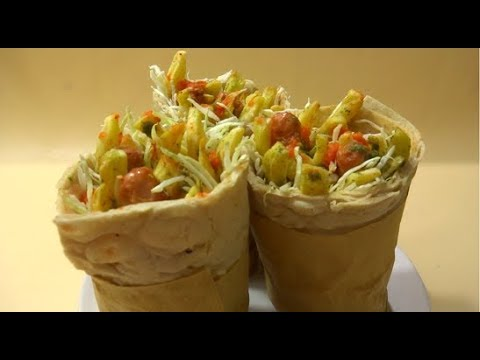 Afghani Burger طرز تهیه برگر افغانی