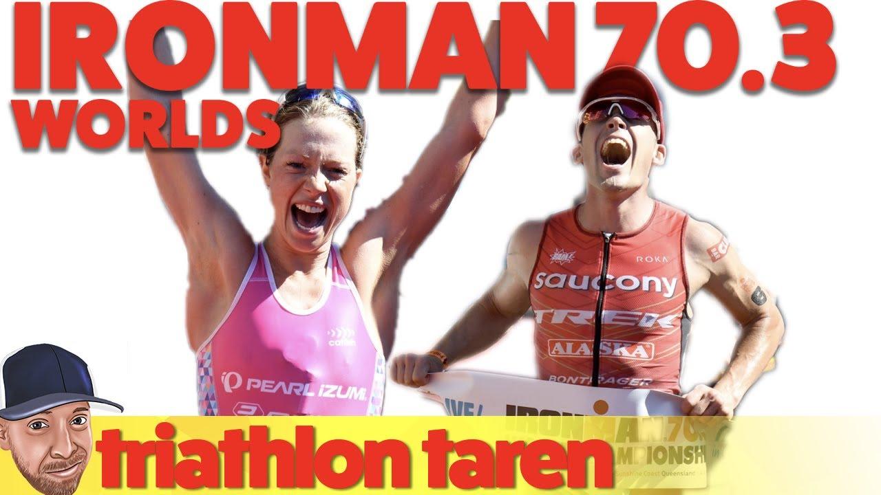 Half-Ironman 70.3 World Championship Preview 2017 - YouTube