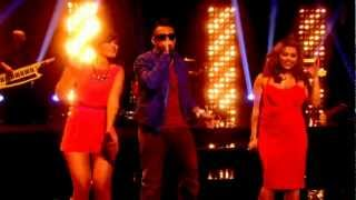 "The Saturdays & Sean Paul - What About Us - Live At ""Alan Carr Chatty Man"""