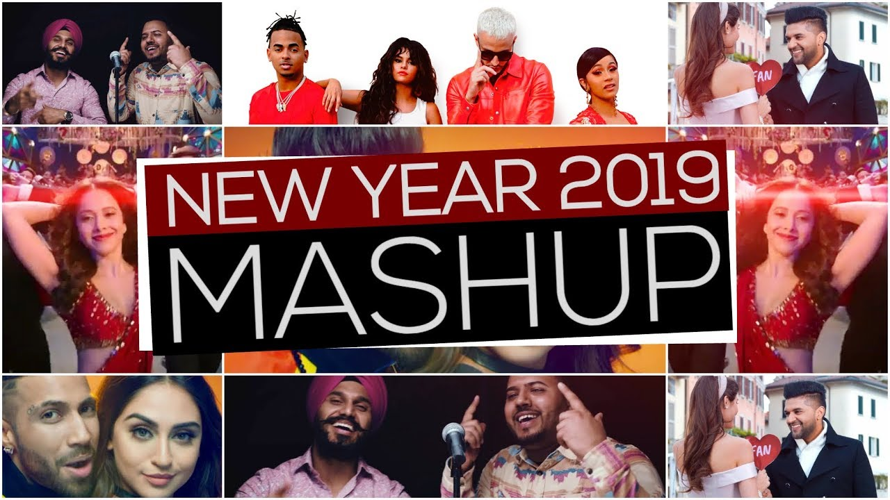New Year 2019 Hindi Party Mashup | New Hindi Songs | VOL-2 | Bharat Bass