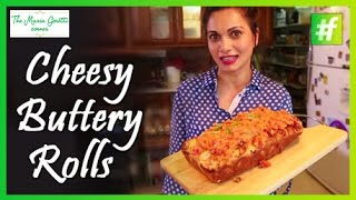 How-to Make Cheesy Buttery Rolls - Maria Goretti