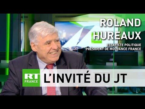 En France, «un appauvrissement du personnel politique» pour Roland Hureaux