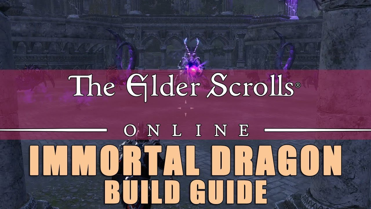 ESO Dragonknight Tank Build - Immortal Dragon | Fextralife