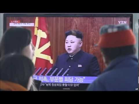 North Korean leader Kim Jong-Un proposes summit