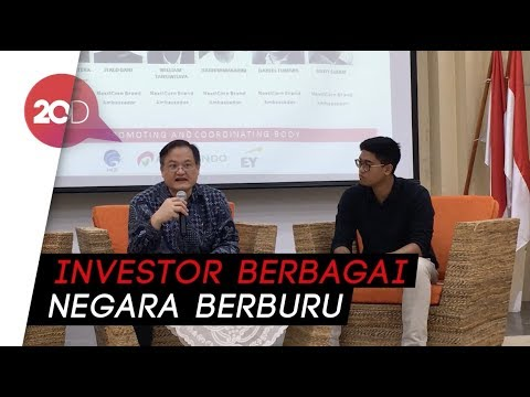 Investor Berburu Startup di The Next Indonesia Unicorn
