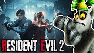 KRÓL JULIAN WŚRÓD ZOMBIE! - Resident Evil 2 Remake!
