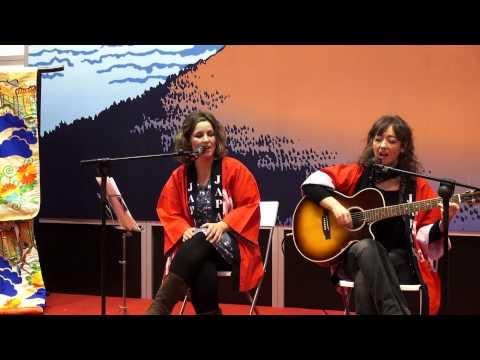 RECITAL DE KOKESHI EN FITUR 2013 -1ª parte-