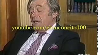 Tato Bores con Jorge Guinzburg (Peor es nada, 1991)