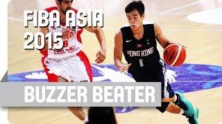 Video Buzzer beater by Siu Wing CHAN (Hong Kong) - 2015 FIBA Asia Championship download MP3, 3GP, MP4, WEBM, AVI, FLV Agustus 2017
