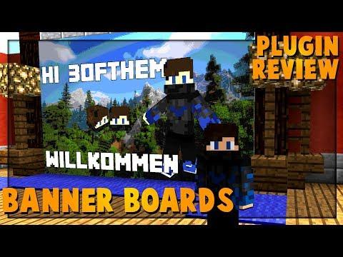 BannerBoard | SpigotMC - High Performance Minecraft