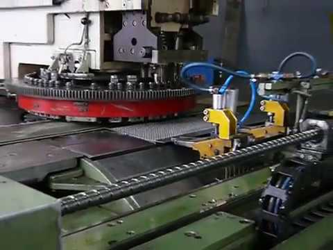 Видео Штамповка листового металла казань