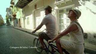 Colombia, realismo mágico - Comercial Cartagena