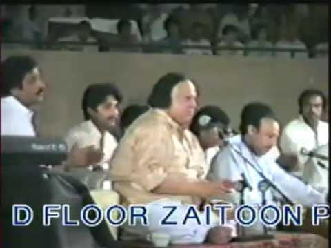 jey tu rab nu manana-kalam hazrat baba bullay shah(r.a) nusrat fathe ali khan