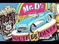 Route 66 in Kingman Arizona / Mr. D'z Route 66 Diner  / El Trovatore Motel