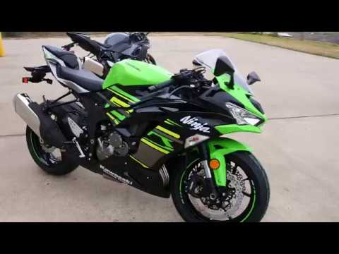 The New 2019 Kawasaki Zx6r Ninja With A 1700 Price Reduction