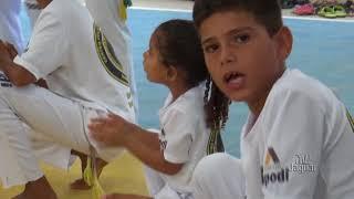 Miécio Almeida Inauguração da Quadra de Esportes do Tomé