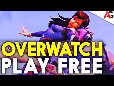 how to get overwatch for free ps4 2017