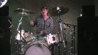 The Power by The Destroyed with Bert Switzer on Drums