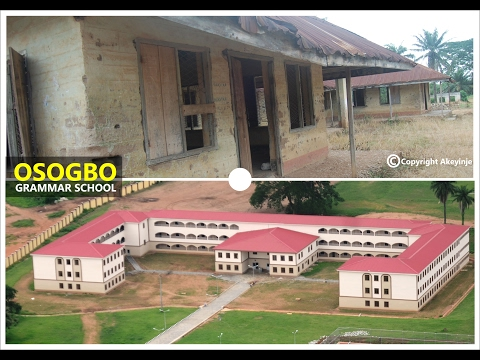 Transformation of the Education Sector in Osun State Nigeria