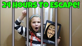 Did Project Zorgo or The Game Master Lock Me Up In Box Fort Jail? 24 Hours To Escape Box Fort Prison