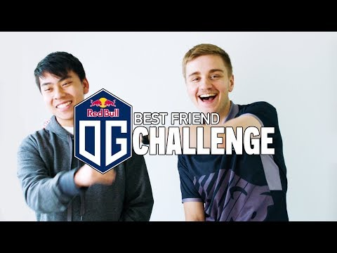 Who's The Best Dota Player? OG Friend Challenge | The International 2019